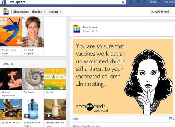 UMA admin against vaccines